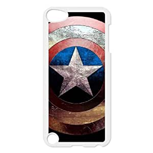 iPod Touch 5 Case White Captain America Y3403953
