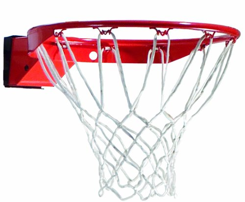 Spalding Arena Slam Breakaway Rim - Orange by Spalding
