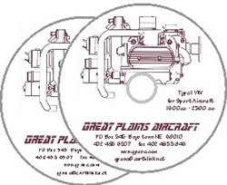 VW Aircraft Engine Assembly DVD