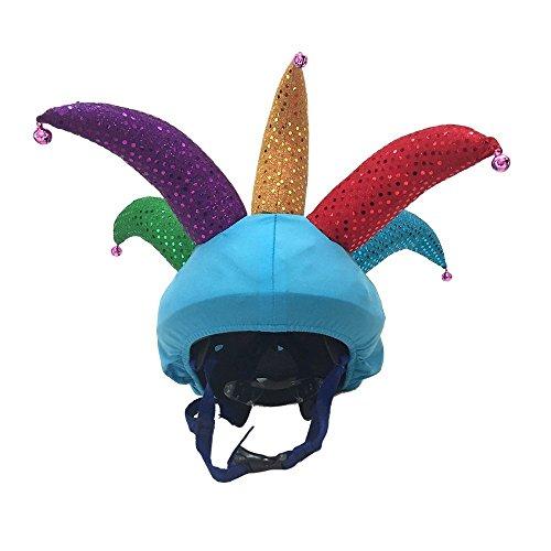 CrazeeHeads Hankster The Prankster Helmet - Hat Ski Jester