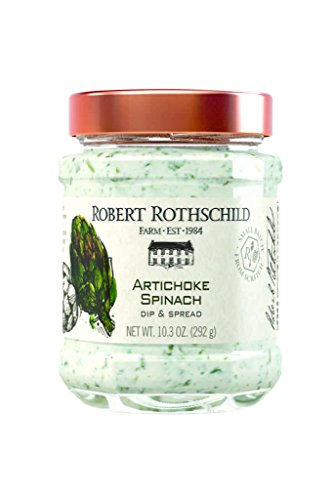 Robert Rothschild Farm Artichoke Spinach Dip 10.3 (Artichoke Garlic)