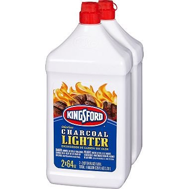 Kingsford® Charcoal Lighter Fluid - 2/64 oz. (pack of 2) by Kingsford (Image #1)