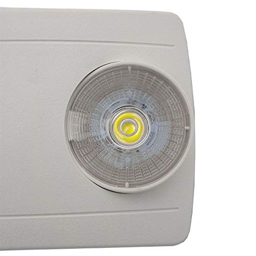 LFI Lights - UL Certified - Hardwired LED Emergency Egress Light - Super Compact - ELCW2