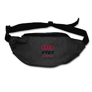 eae52a7cefe5 Amazon.com: Waist Bag R8 Sport Unisex Hip Pack Adjustable Belt ...