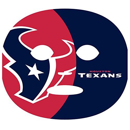 Siskiyou NFL Houston Texans Game Day Face Temporary Tattoo