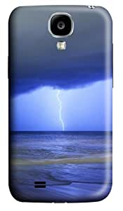 Storm On The Sea Polycarbonate Hard Case Cover for Samsung Galaxy S4/ SIV / I9500