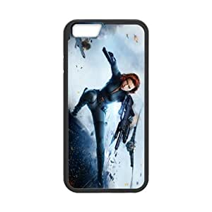 IPhone 6 Plus Captain America 2 Phone Back Case Personalized Art Print Design Hard Shell Protection DF034092