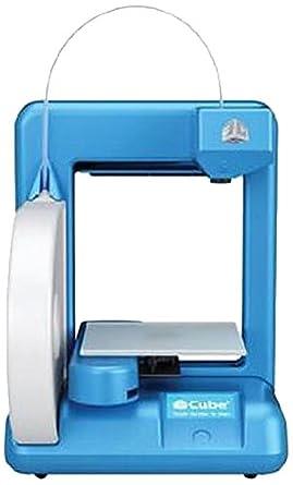 Cubify 385000 Cube 3D 2ª generación - Impresora 3D (WiFi, Plug ...