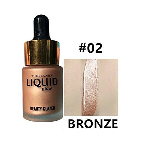 Bronze Shimmer Powder Brush - 4