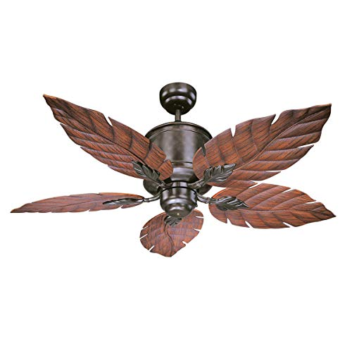 Savoy House 52-083-5RO-13 Portico 52 Inch Ceiling Fan, English Bronze