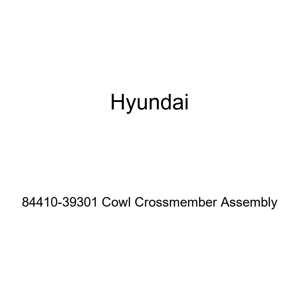 Genuine Hyundai 84410-39301 Cowl Crossmember Assembly