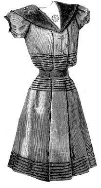 Amazon.com: 1898 Rojo franela traje de baño Pattern: Arte ...