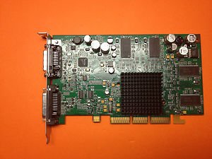 Apple - ATI Radeon 9000, 64MB, , AGP Pro, ADC/DVI, Video Card, Power Mac G4, Ati Radeon 9000 Pro