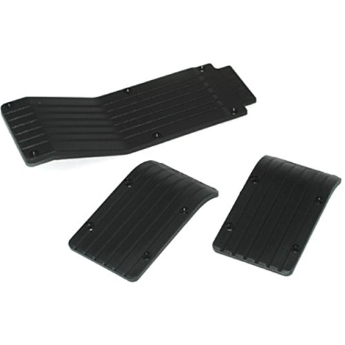 RPM T/E-Maxx Skidplate Set (Old Style) (3-Piece), Black for sale  Delivered anywhere in USA