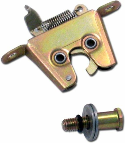 Hood Latch Striker - Autoloc BCTR2 Bear Claw Trunk/Hood Small Latch and Striker Bolt