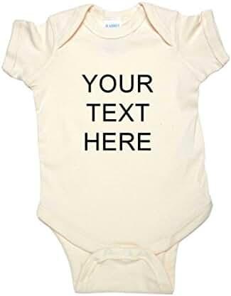 Bundle of Joy Custom Printed Personalized Baby Boy Onesie