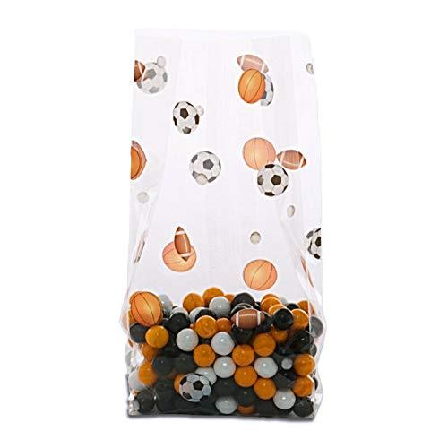 25ct. Small Soccer Football Sports Balls 7x2x3