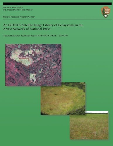An IKONOS Satellite Image Library of Ecosystems in the Arctic Network of National Parks