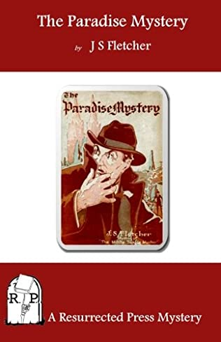 book cover of The Paradise Mystery