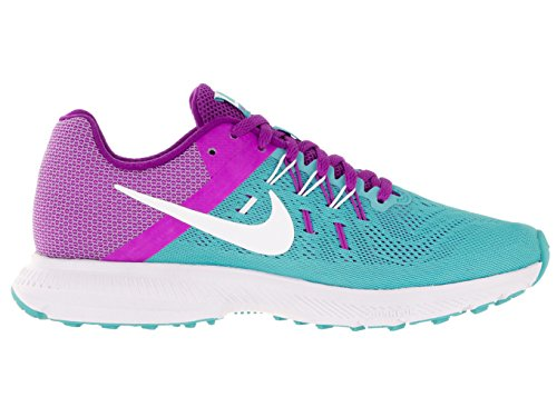 Nike Womens Zoom Winflo 2 Gamma Blu / Iper Violetto / Bianco 10.5