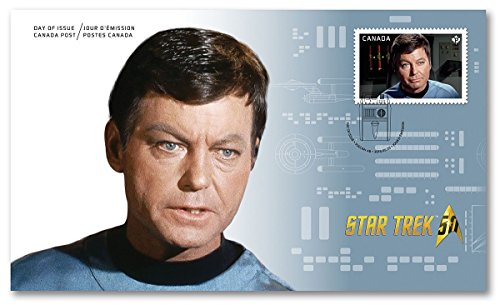 Star Trek 50th Anniversary- McCoy