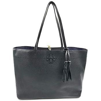 004366241ee3 Amazon.com  Tory Burch McGraw Ladies Medium Leather Tote Handbag ...