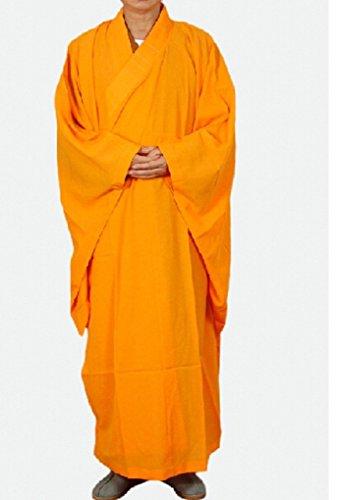 Shanghai Story Shaolin Temple Zen Buddhist Robe Monk Kung...