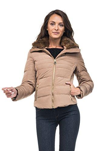 Salsa - Abrigo - para mujer marrón