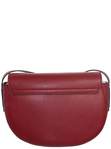 Red Calvin bandoulière Sacs Bag Jeans Med Frame Klein Rouge Rock Saddle UxnFqwUz7