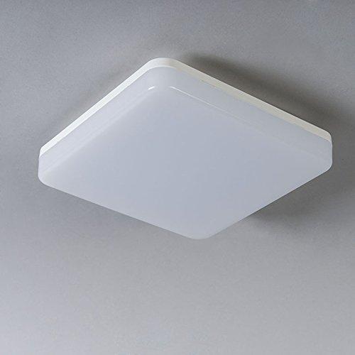 QAZQA Modern Bad / Badezimmer Außen Deckenleuchte / Deckenlampe ...
