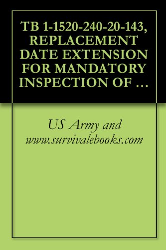 TB 1-1520-240-20-143, REPLACEMENT DATE EXTENSION FOR MANDATORY INSPECTION OF FORWARD YOKE SHAFT ON ALL CH--47D, MH--47D AND MH--47E AIRCRAFT, 2002