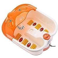 Inditradition Foot Spa Massager (White/Orange)