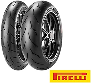 Pirelli Diablo Supercorsa Sc 120//70//R17 58W Motorcycle Tire A//A//70dB