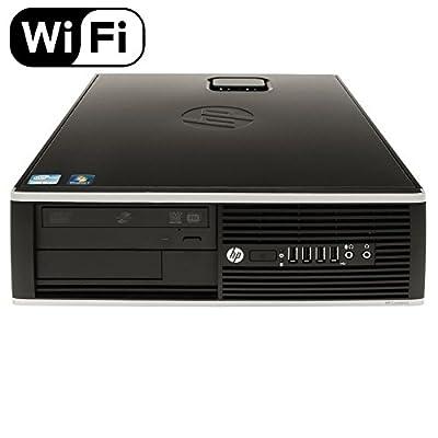 Title HP Elite 8300 Small Form Factor Desktop Computer PC (Intel Quad Core i5-3470 3.2Ghz Processor, 16GB RAM, 1TB HDD, WIFI, USB 3.0) Windows 10 Professional (Certified Refurbished)