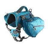 Kurgo Baxter Dog Backpack, Coastal Blue
