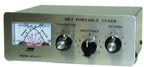 MFJ-971 MFJ971 Original MFJ Enterprises Manual tuner + SWR, 1.8-30MHz, 200W