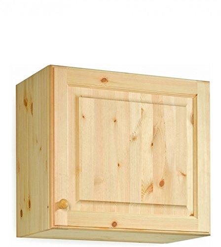 Arredamenti Rustici Pensile cucina da L60 H54 in legno massello di ...
