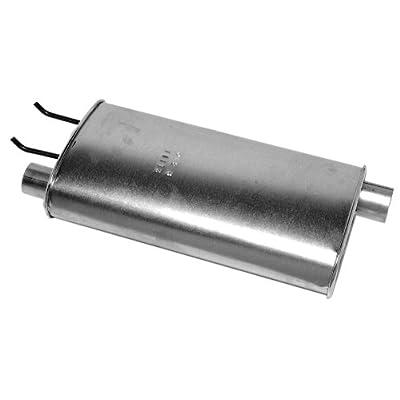 Walker 21111 Quiet-Flow Stainless Steel Muffler: Automotive