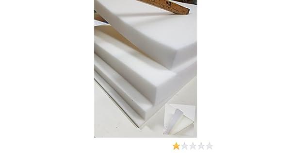 Espuma autoadhesiva lisa para aislamiento, insonorización o para maletín de instrumentos, 100 cm x 50 cm x altura, blanco: Amazon.es: Bricolaje y ...