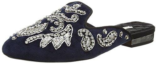 Carvela Ladies Lead Np Mules Blue (navy)