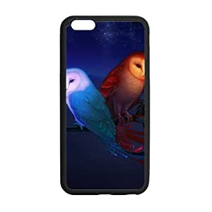 Artistic lover birds Case for Iphone 6