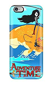 New Style Tpu 6 Plus Protective Case Cover/ Iphone Case - Adventure Time