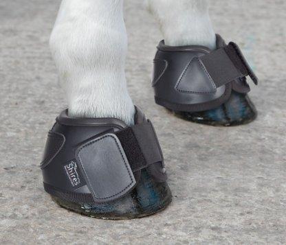 Shires Pro-Tec-Tor Pvc Bell Boots (Protector Protec)