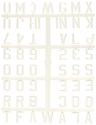 """Ghent 1"""" Gothic Font Uppercase Letters, Numbers"""