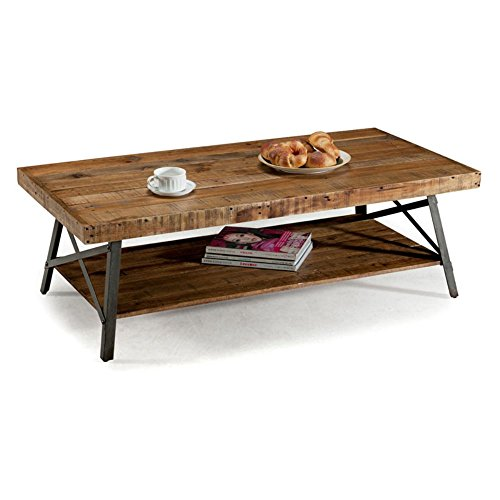 Emerald Home T100 0 Chandler Cocktail Table Wood