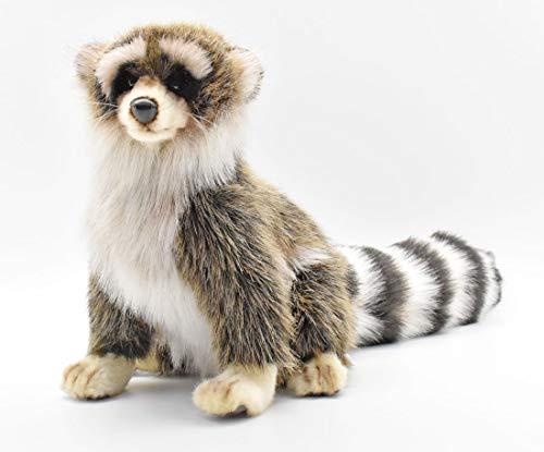 Hansa Young Raccoon Plush