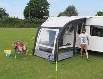 Kampa Rally Air Pro 200 Series 2 Inflatable Caravan Porch Awning