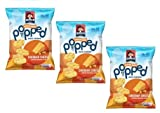 quaker popped cheese - Quaker Gluten Free Popped Rice Crisps Cheddar Cheese, 6.06 OZ (pck of 3)