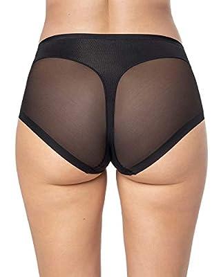 Leonisa Women's Super Comfy Control Shapewear Panty by Leonisa Women's Apparel