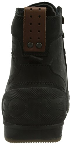Sorel Mens Ankeny Snow Boot Nero, Tabacco
